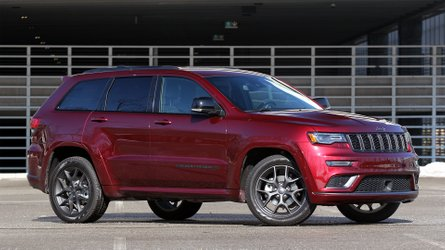 2019 Jeep Grand Cherokee Limited X Review: Silver Fox
