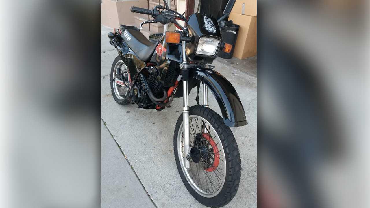 1991 Yamaha XT350 - $800