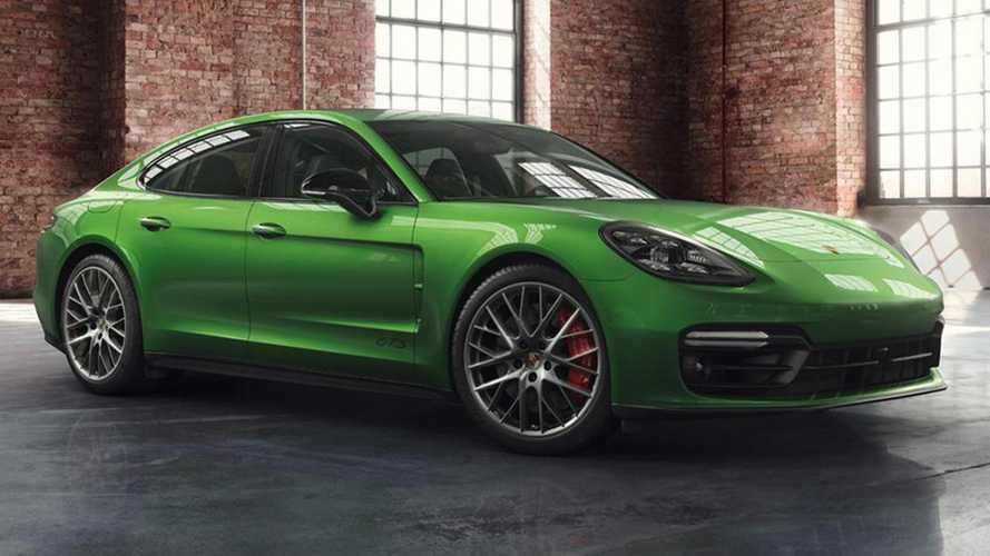 Porsche Exclusive Dresses Up Panamera GTS In Mamba Green