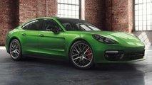 Porsche Exclusive Green Mamba Porsche Panamera GTS