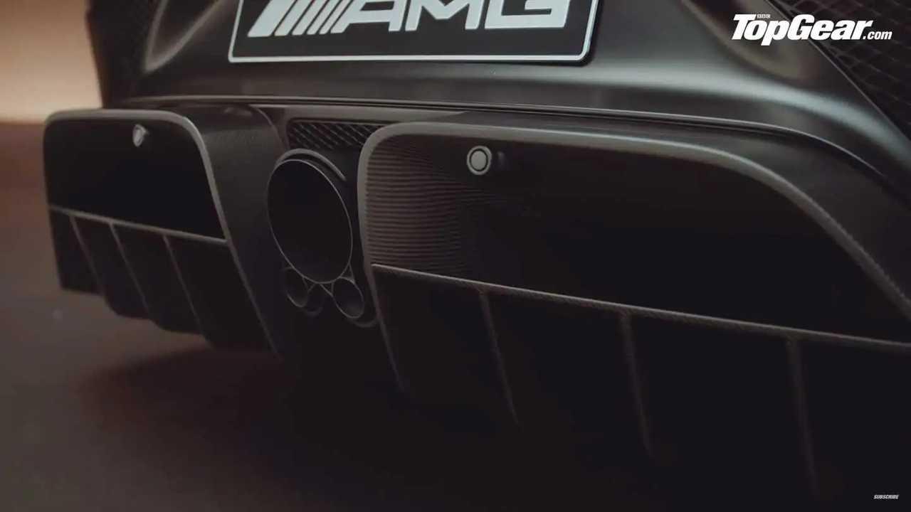 Top Gear Mercedes-AMG One'a Yakından Bakıyor