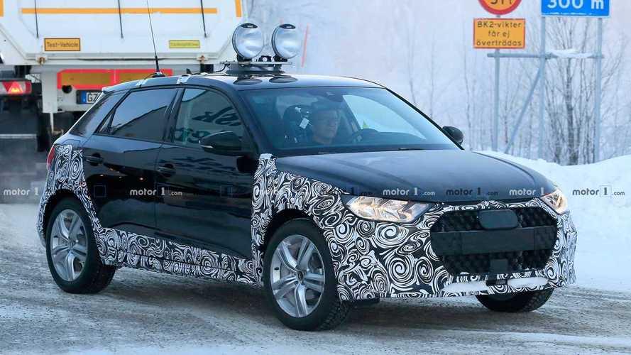 Audi A1 allroad 2019, una sorpresa campera