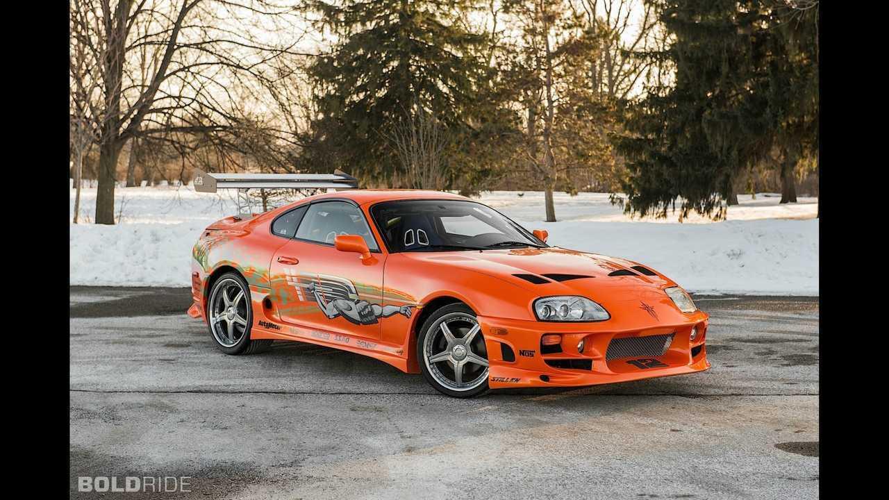 Hızlı ve Öfkeli - Toyota Supra