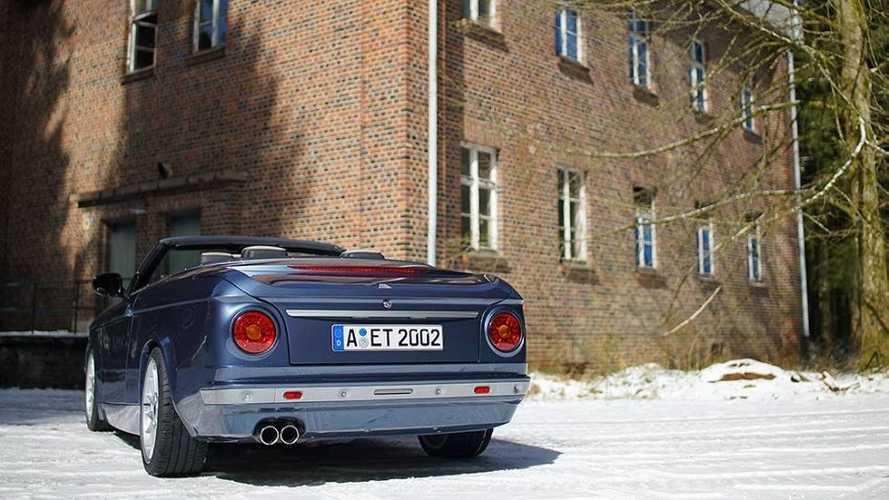 EveryTimer 02 Cabriolet restomod