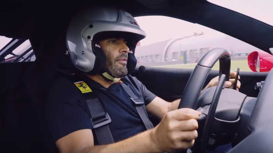Chris Harris Is Truly Amazed By The Ferrari 488 Pista