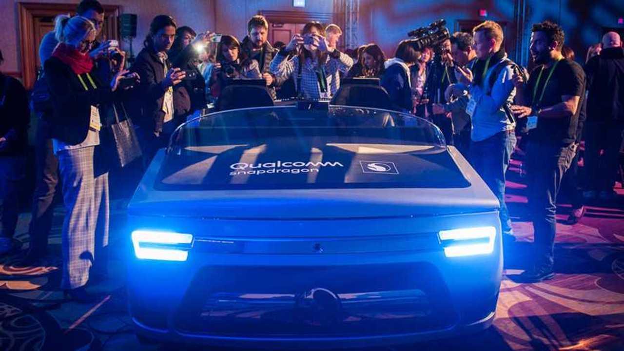 Snapdragon Auto 3rd Gen Platform Demo
