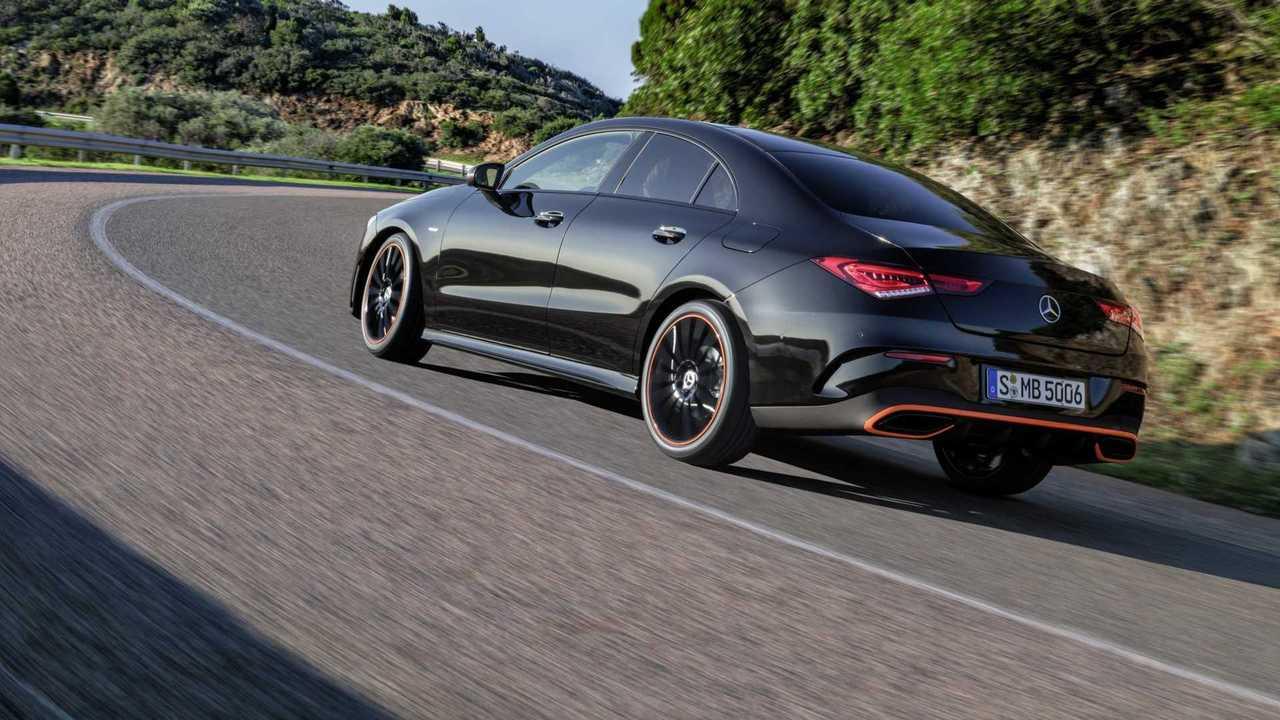 Új Mercedes CLA