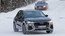 2020 Audi RS Q3 spy photo