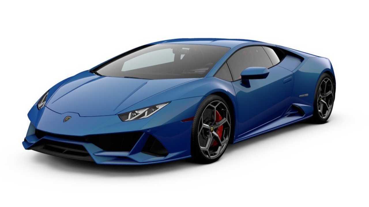 Lamborghini Huracan Evo Configurator Leaves Us Dreaming