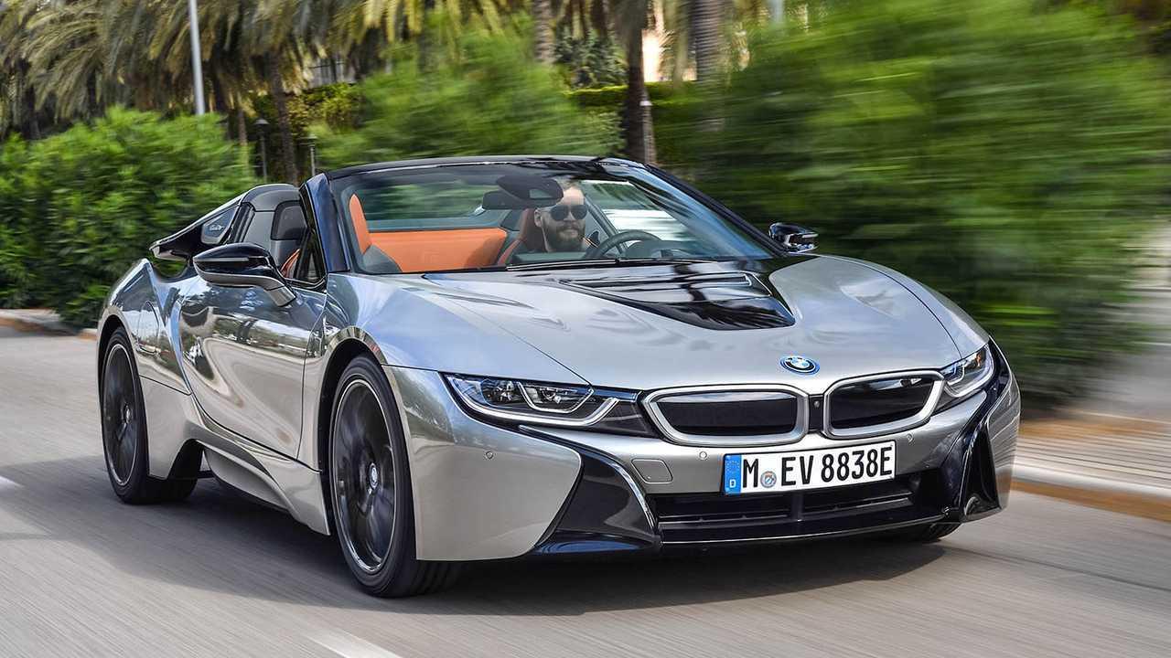BMW i8 / i8 Roadster (ausgelaufen)