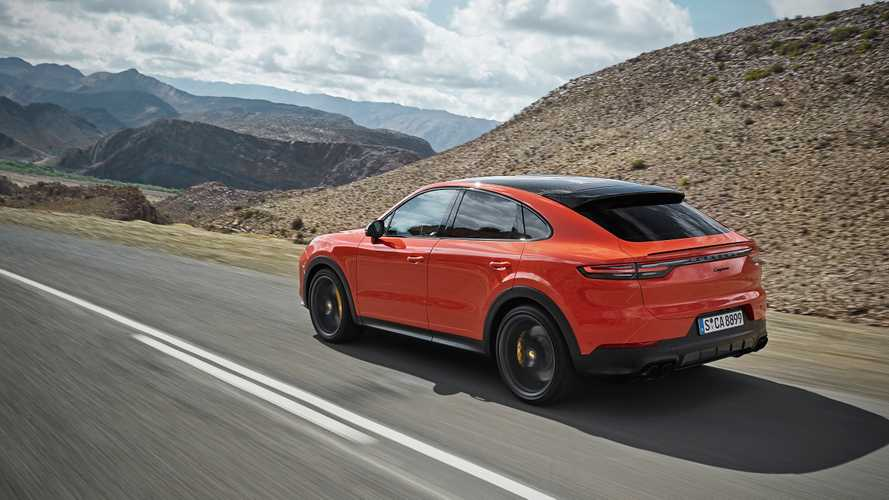Porsche Cayenne Coupé (2019) offiziell vorgestellt