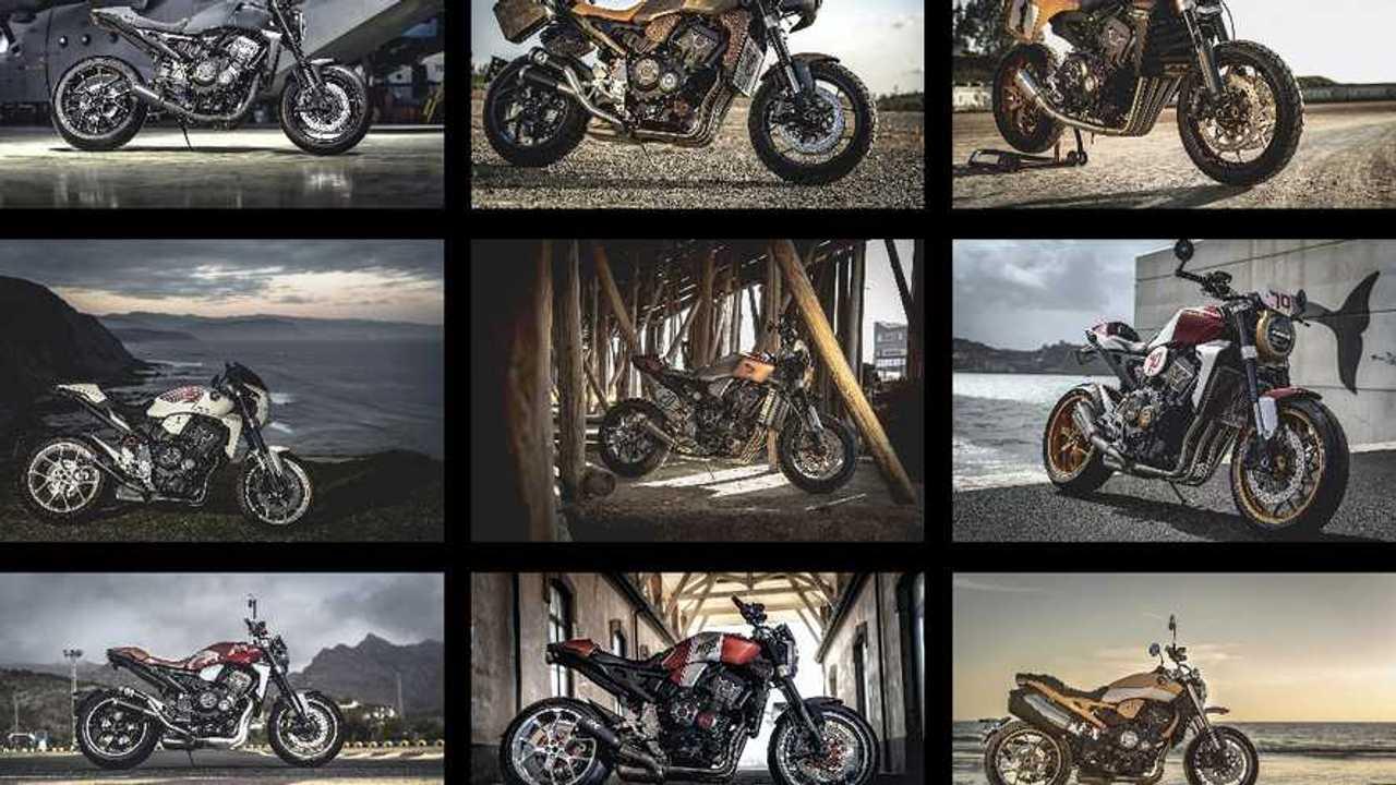 Honda CB1000R Custom Contest Main