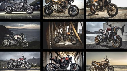 Epic Honda CB Customization Contest Is A Sight To Behold