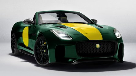 New Lister drop-top beast revealed