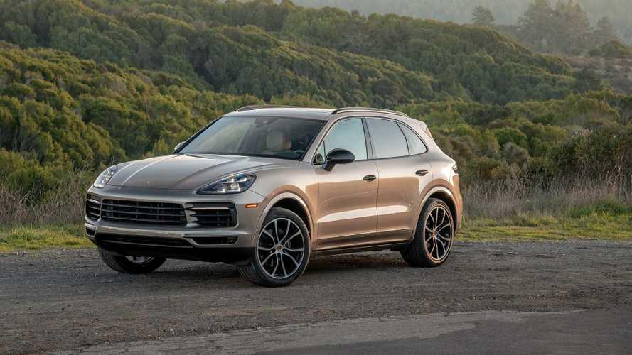 В России отзовут Porsche Cayenne из-за «жидких» проблем
