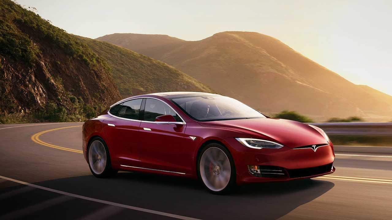2. Tesla Model S