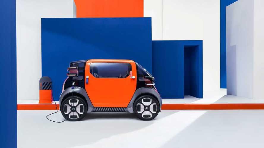 Citroën Ë-Ami - L'électrique à moins de 10'000 euros