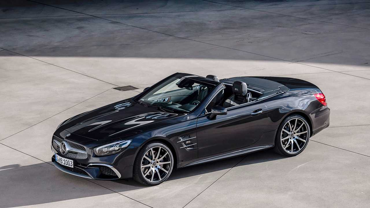 Mercedes SL Grand Edition