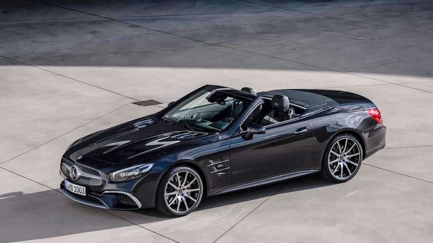 Mercedes SL Grand Edition y SLC Final Edition: series limitadas
