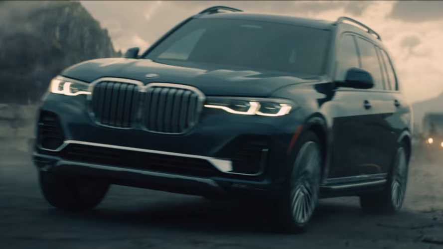 BMW X7 turns everyday drivers into modern heroes in new advert