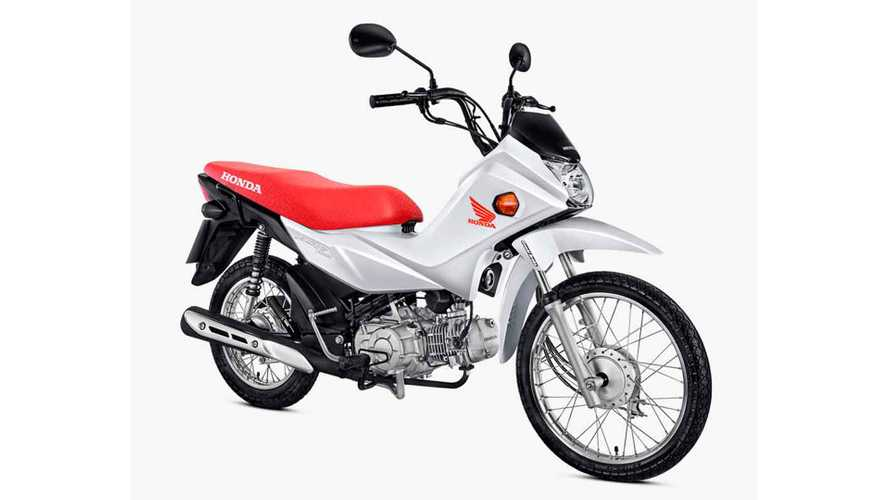 Honda Pop 2019 chega por R$ 5.790 com freios CBS