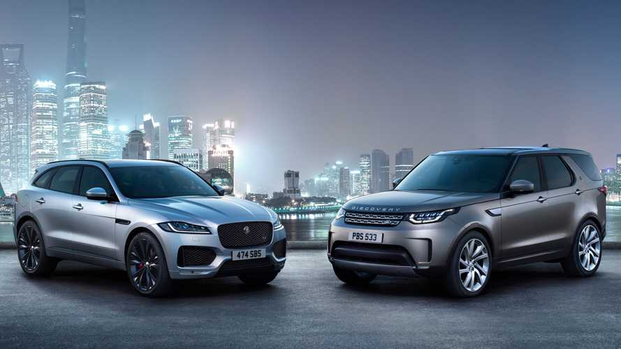 Jaguar Land Rover secures £550 million in Chinese loans