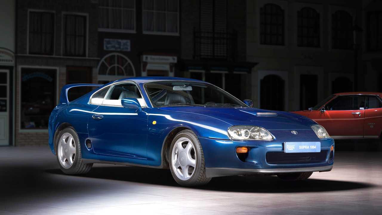 Toyota Supra (1993-2002)
