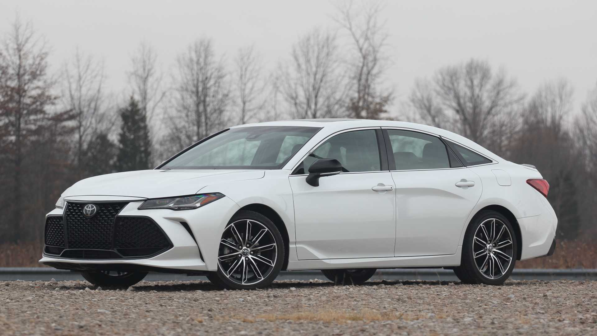 2019 Toyota Avalon Touring Review: Not Your Father's Avalon