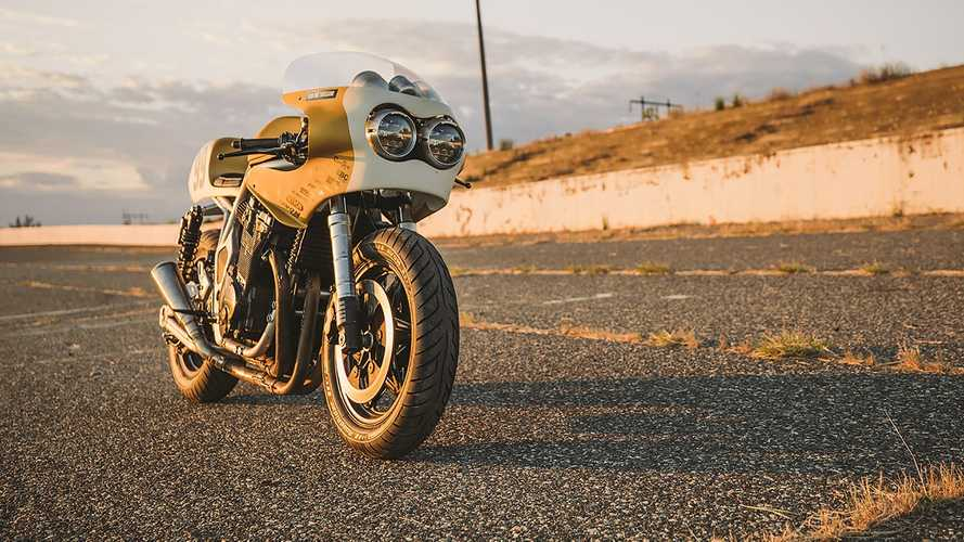 The Icon 1000 Tasty Butterscotch Suzuki Bandit