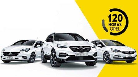 120 Horas de Opel. Consigue hasta 6.000€ de descuento (Promo)