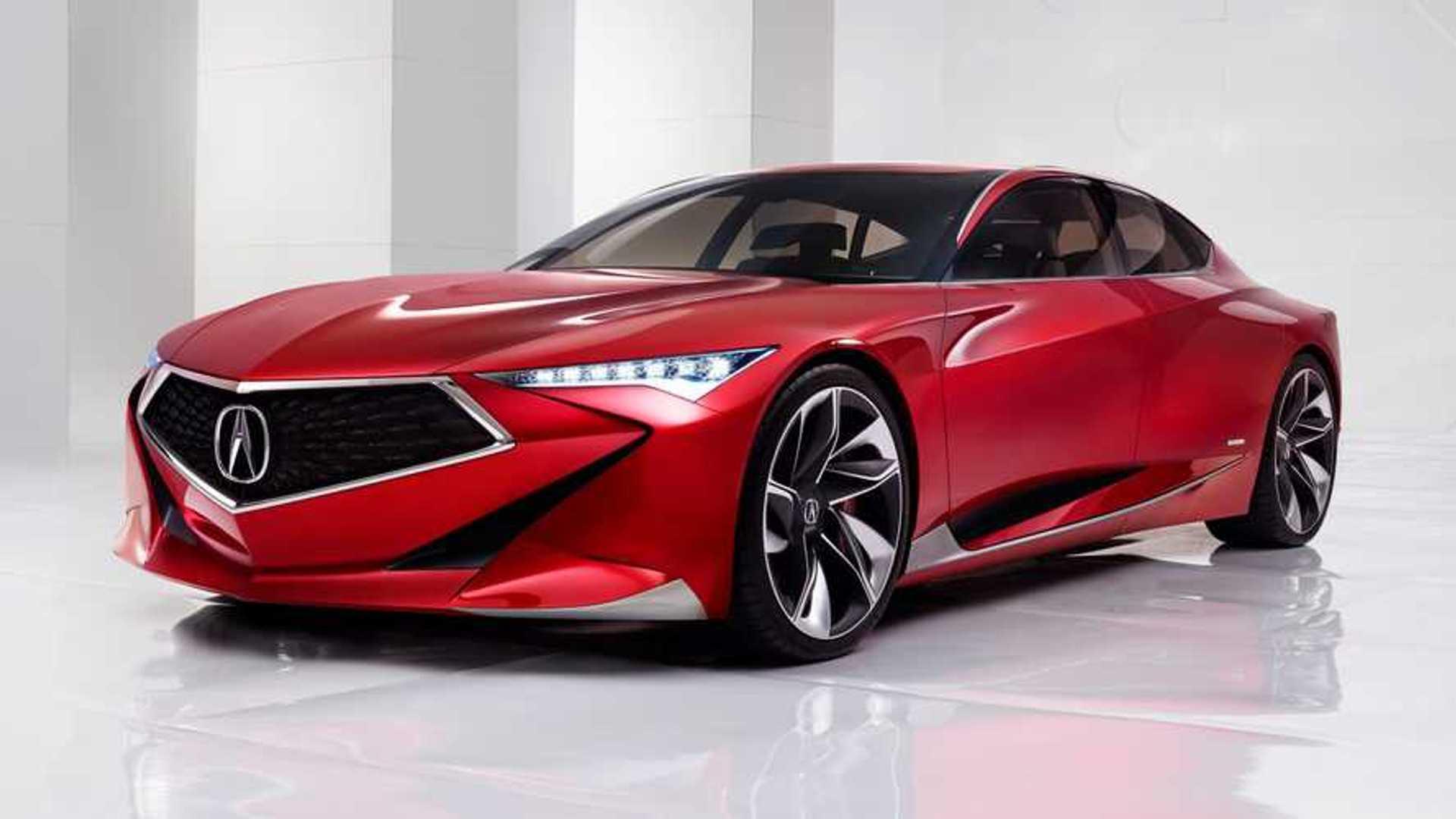 09 Acura Tl Concept Art