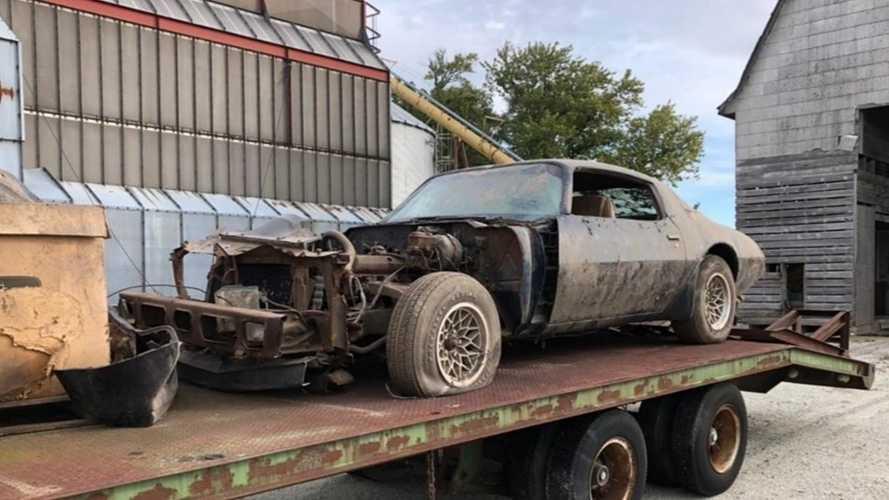 La voiture du dernier film de Steve McQueen retrouvée après 39 ans