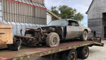 Pontiac Transam 1979 McQueen