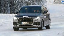 Audi Q7 Facelift Spy Photos