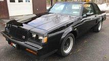 1987 Buick Grand National GNX – current bid at $100,000