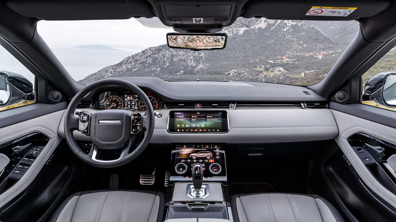 2020 land rover range rover evoque first drive  slow and steady style