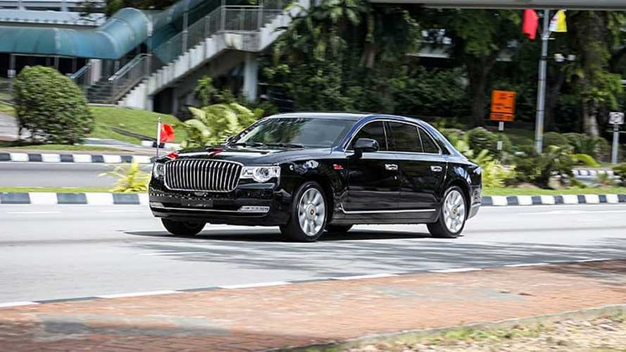 Роскошный китайский седан вытеснит с рынка Rolls-Royce