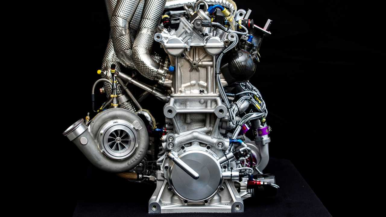 2019 Audi RS 5 DTM Engine