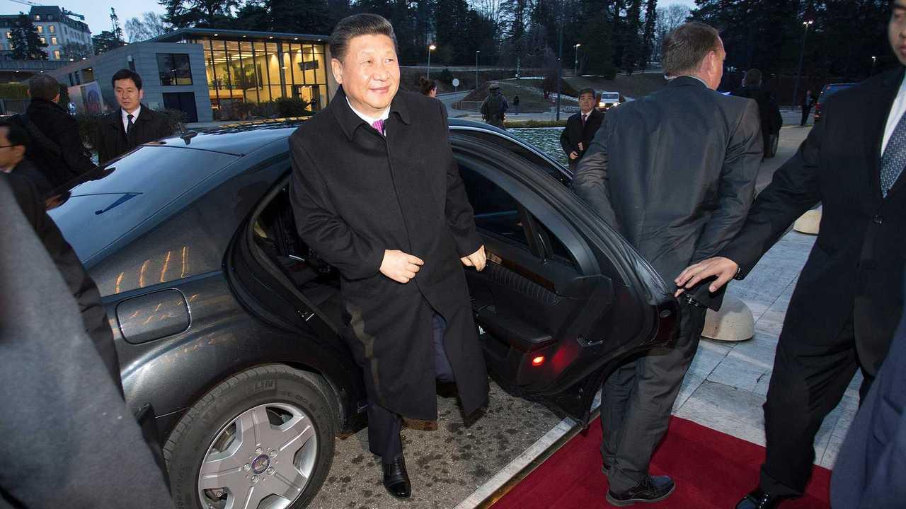 Copertina Roma blindata per il Presidente cinese, ecco le strade chiuse