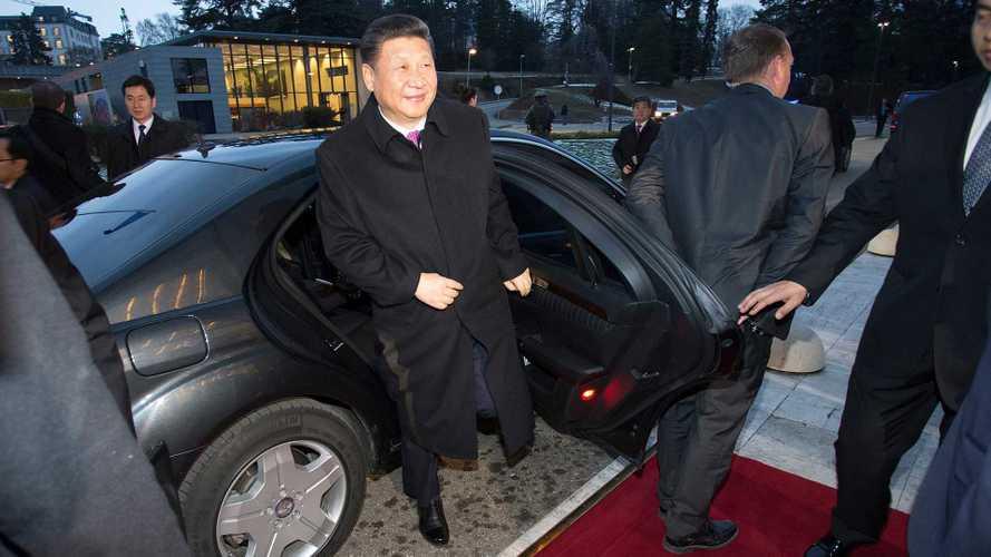 Roma blindata per il Presidente cinese, ecco le strade chiuse