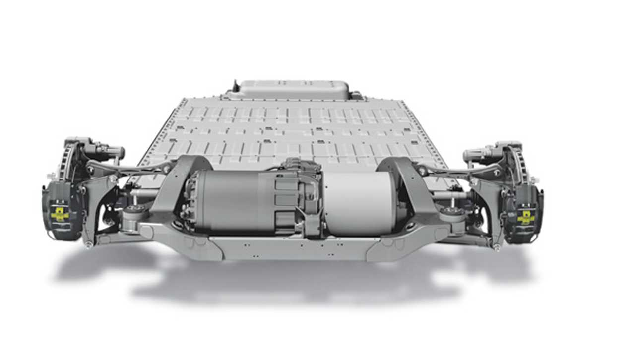 60 kWh Model S Uses A 225 kW Powertrain