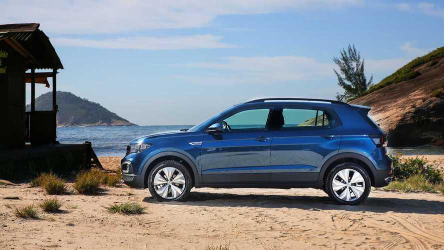 VW T-Cross Comfortline 1.0 TSI tem mudança nos pacotes de opcionais