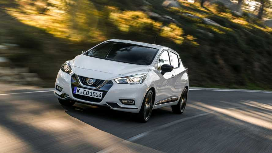 Nissan warms up the Micra with sporty new offering