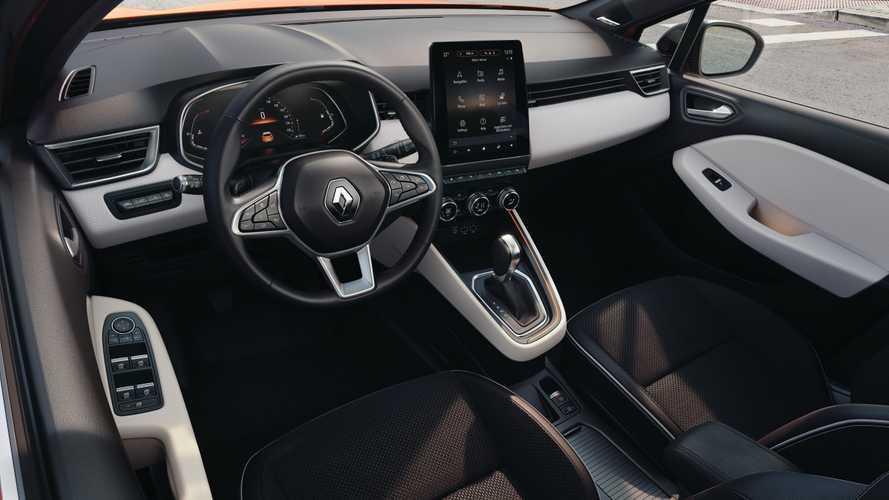 Sofőrközpontú és felsőbb kategóriákat idéz az új Renault Clio utastere