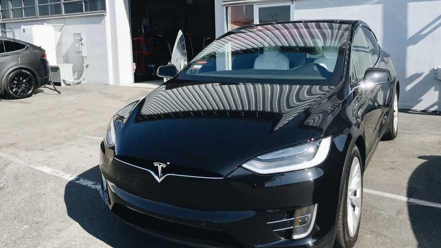 Ce Tesla Model X a parcouru plus de 550 000 km !