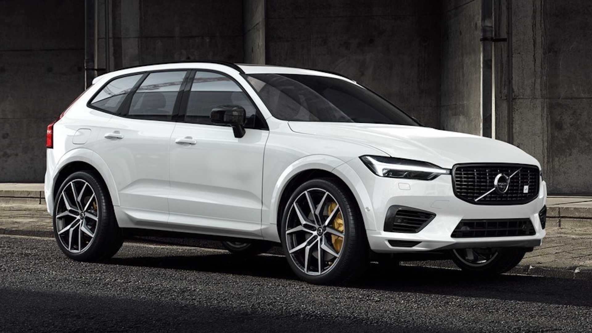 Volvo XC60 / V60 Polestar Engineered