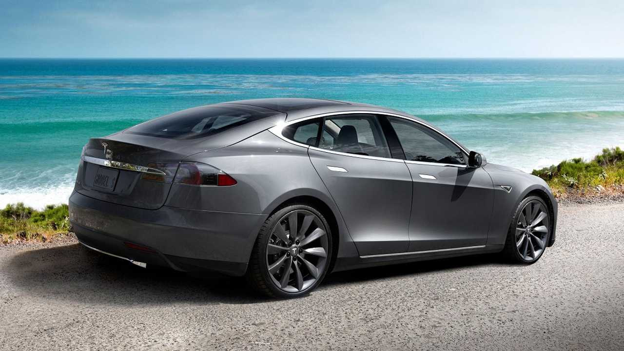 While the Tesla Model S is Amazing in its Own Right, We So Eagerly Await the Model E