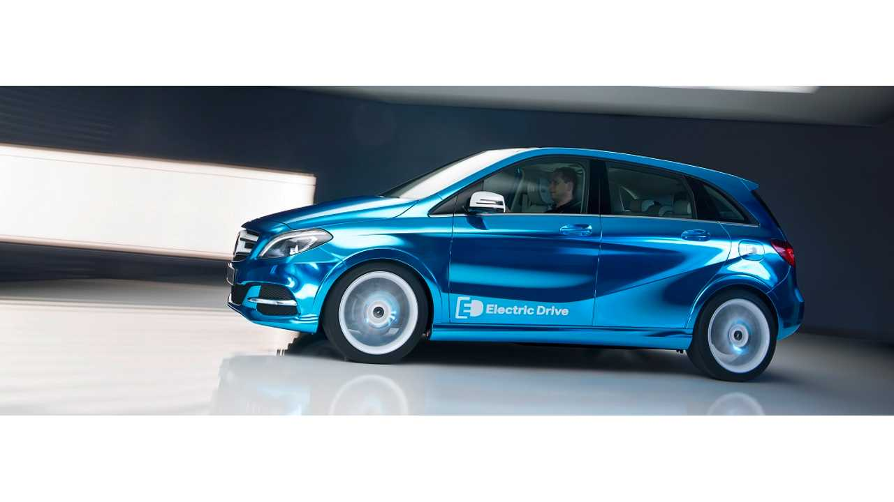 Mercedes B Class Electric >> Us Rollout Update Mercedes Benz B Class Electric Drive