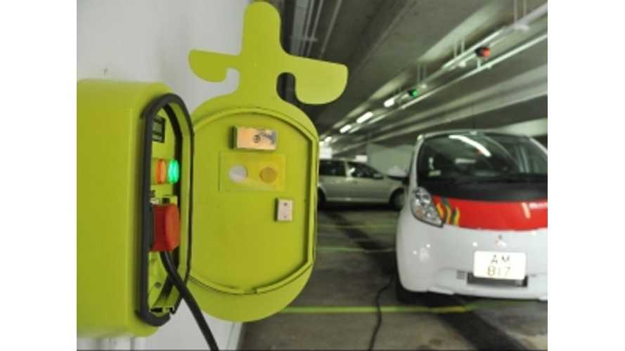Hong Kong Set to Get First CCS Charger Next Year - Free Charging Extended Through End of 2014