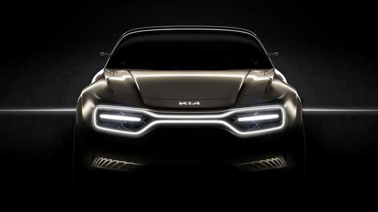 Kia, la concept elettrica per Ginevra 2019